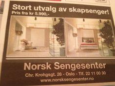 Norsk sengesenter