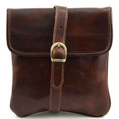 New Trending Luggage: Tuscany Leather Joe - Leather Crossbody Bag Brown Leather bags for men. Tuscany Leather Joe – Leather Crossbody Bag Brown Leather bags for men  Special Offer: $88.09  433 Reviews Materials: Polished calf-skin leather Inside material: Cotton lining Pigskin lining Outside part: Zip pocket on the back side Soft structure Inside part: 1...