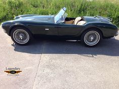 Click to open 1963 Shelby 289 Cobra Gallery
