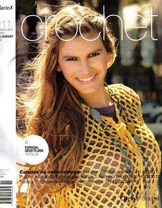 Clarín Crochet 2008 Nº 11 - Melina Crochet - Picasa-verkkoalbumit