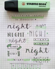 Give me a shot at the night. Give me a shot at the night. Give me a shot at the night. Give me a shot at the night. Bullet Journal School, Bullet Journal Writing, Bullet Journal Headers, Bullet Journal Banner, Bullet Journal Aesthetic, Bullet Journal Ideas Pages, Bullet Journal Inspiration, Study Inspiration, Daily Journal