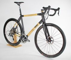 The Boo RS-R is our stock geometry bamboo and carbon fiber road bike. Coupling a silky smooth ride quality with excellent handling and supreme stiffness.