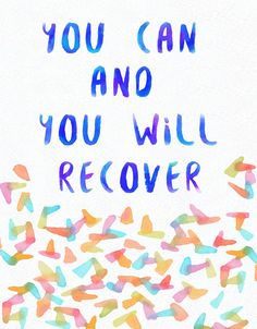 whatever you are going through, you can make it out alright :)