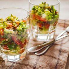 Brokkoli-Rohkost-Salat aus dem Thermomix