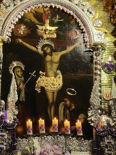 EL SEÑOR DE LOS MILAGROS: Preparando la última salida del señor de los milagros para el 28 de octubre del 2012