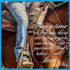 You never know when it might be your last ride. One day it might be your ride to heaven instead of back to the barn. Rodeo Quotes, Cowboy Quotes, Cowgirl Quote, Equestrian Quotes, Horse Sayings, Hunting Quotes, Girl Sayings, Equestrian Fashion, My Horse