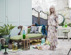 Spring Photos, Brand Ambassador, Color Of The Year, Pantone Color, Kingston, Dublin, Greenery, Photoshoot, Interior