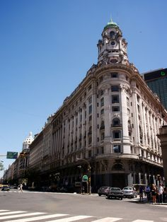 Diagonal Norte, Buenos Aires | Cúpulas de Buenos Aires