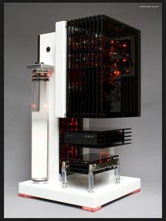 Custom PC case