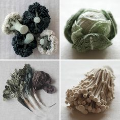 Delicate Crochet by Jung Jung. Exquisite.