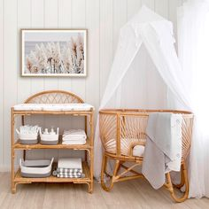 Rattan Furniture, Nursery Furniture, Kids Furniture, Nursery Decor, Folding Beach Chair, Baby Swings, Tiny Spaces, Stylish Baby, Room Inspiration