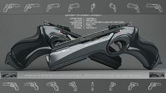 Sweet future guns - Hornbill-01 by *peterku on deviantART