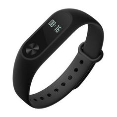 Maximise your fitness training with a Xiaomi Mi Band 2! It has a Heart Rate Monitor, Sleep tracker, step counter and more!