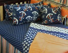 Custom Design Baby Bedding Crib bumper and by ThePincushionStore, $175.00