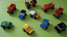 Lego Mini Cars & Trucks Party Bag Fillers 6 Pack | eBay
