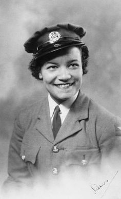 Leading Aircraftwomen Lilian Bader (nee Bailey), a British woman of West Indian parentage, who was among the first women in the Women's Auxiliary Air Force to be trained as an Instrument Repairer.