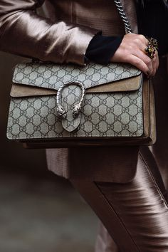 Effortless in #Gucci #SaksStyle