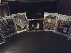 Framed baseball pics 2 Baseball Wedding Shower, Baseball Pictures, Polaroid Film, Wrestling, Frame, Lucha Libre, Picture Frame, Baseball Photos, Frames