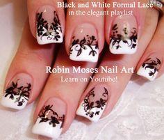 """Robin Moses Nail Art: """"nail art"""" """"elegant nail art"""" """"teal nails ..."""