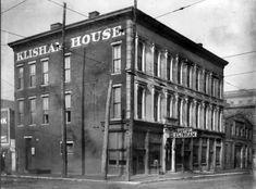 Hotel Klisham, 6th & Jefferson Streets, Louisville, Ky., 1909