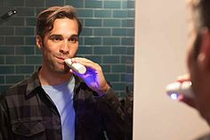 Dual-head-Smart-Toothbrush-That-Cleans-Teeth-Individually Tent Ac, Tent Air Conditioner, Rotary Compressor, Smartphone Printer, Cool Inventions, Inkjet Printer, Entry Level, Teeth Cleaning, Ultra Violet