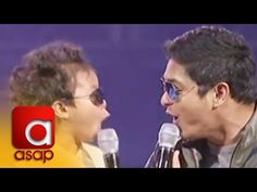 "Here are Coco Martin and Simon ""Onyok"" Pineda singing ""May Tatlong Bibe"" and ""Totoy Bibbo"" during their production number during the ASAP Live in New York held last September 3, 2016 at the Barclays Center. Coco is another of my best talented Kapamilya celebrities and Star Magic talents, and Coco and Onyok did a good job performing; the crowd at the Barclays Center had gone very wild at them. #CocoMartin #IdolongMasa #Onyok #CarYok #ASAPLiveinNewYork"