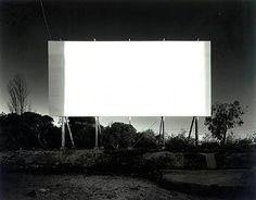 'Drive-In' Photograph Hiroshi Sugimoto 1993