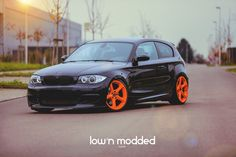 BMW 120d E81 - low 'n modded