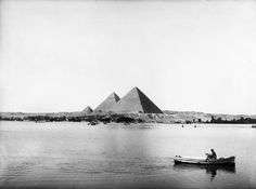 Pyramids on the Nile, someday!