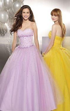 Prinzessin ärmelloses Perlenbesetztes formelles Quinceanera Kleid/ Süß 14 Geburtstag Kleid