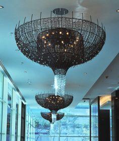 Northern Lights - Hilton Baku