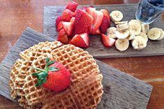 SLIK SER DE UT: Smakfulle, næringsrike og enkle å lage. Topp gjerne med frukt og bær.  (Foto: HELENA WALLE)