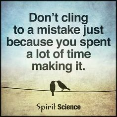 Don't Cling
