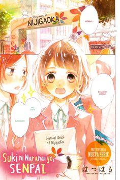 Suki ni Naranai yo, Senpai 1 página 4 - Leer Manga en Español gratis en NineManga.com