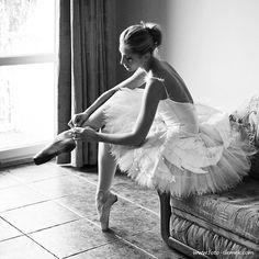 Sandrine et la ballerine