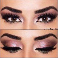 Smokey Eye Looks