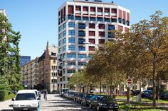 Orte - Open House Zürich 2016 Building Exterior, Facade Architecture, Home Projects, Multi Story Building, Street View, House, Architecture Illustrations, Design, Towers