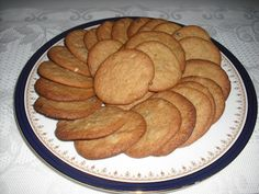 Recipe for sugar cookies in spanish