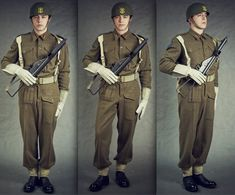 Military Gear, Military Uniforms, Commonwealth, Army Uniform, The Big Four, Modern Warfare, World War, Wwii, Poland