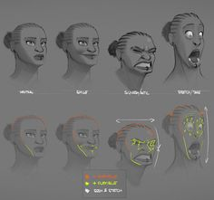 Introducing Viktor and Moya, Two New Animation Mentor Character Rigs