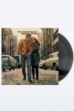 Bob Dylan: The Freewheelin' Schallplatte - Urban Outfitters