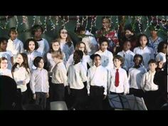 """Haynes Choir sings """"Don't Stop Believing"""" accompanied by the Middle School Music Elective on Orff instruments. Then the ELH Marimba Ensemble perform. Choir, Youtube, Greek Chorus, Choirs, Youtubers, Youtube Movies"""
