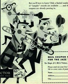 JimFlora_014 Jazz, Rca Records, Movie Posters, Album Covers, Jazz Music, Film Poster, Billboard, Film Posters
