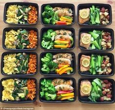 Delicious and nutritious: When it comes to weekend meal prep, many are deterred by the ide...