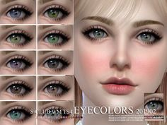Eyecolors, 10 swatches, hope you like, thank you. Found in TSR Category 'Sims 4 Eye Colors' Sims 4 Cc Eyes, Sims 4 Mm Cc, Los Sims 4 Mods, The Sims 4 Skin, Sims 4 Anime, The Sims 4 Packs, Sims 4 Cc Makeup, Sims 4 Characters, Free Sims