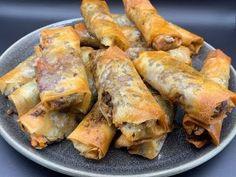 Actifry Recipes, Egg Rolls, Spring Rolls, Tapas, Food Porn, Pork, Food And Drink, Appetizers, Turkey