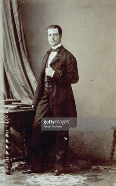 Ferdinand IV, Grand Duke of Tuscany (1835 –  1908). The last Grand Duke of Tuscany