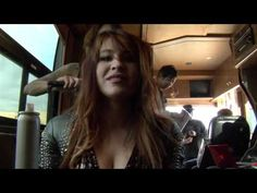 """Chelsea Bain - """"Behind The Scenes, the making of Rockin That Trailer"""""""