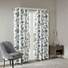 Curtains & Pelmets Great Willow Curtains Blinds Voile Tulle Room Curtain Sheer Panel Drapes DSUK