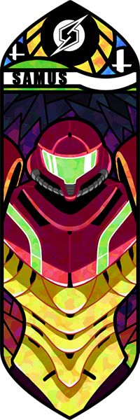 Samus from the Metroid Series Edit: Slight colour change ====================================================================== You can find other Super Smash Bros. characters at this link: [[R3 - ...